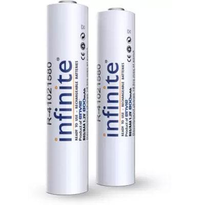 Envie AAA 800 2PL Infinite Rechargeable Batteries