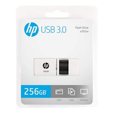 HP X765W 256GB Pen Drive (White)
