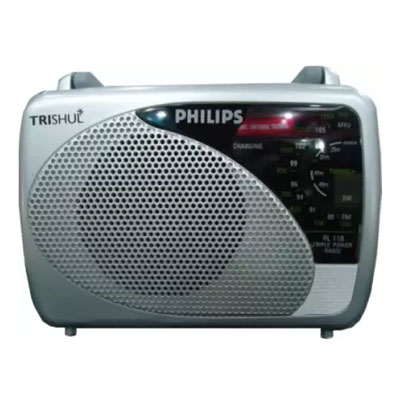 Philips IN-RL118/00 FM Radio