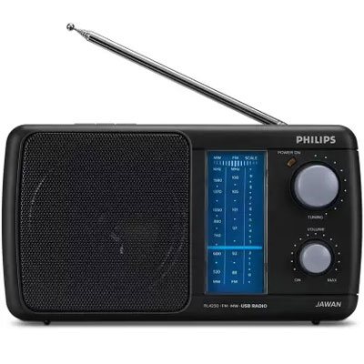 Philips Jawan RL4250 FM Radio