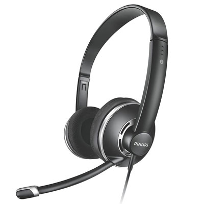 Philips-SHM7410U-Wired-Headset-with-Mic-Open-Box