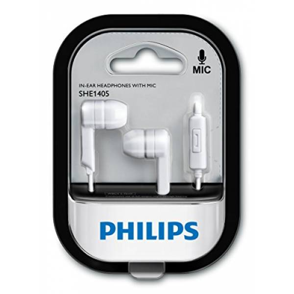 Philips SHE1405WT/94 earphone