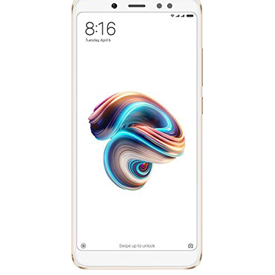 Redmi note 5 pro Rose Gold