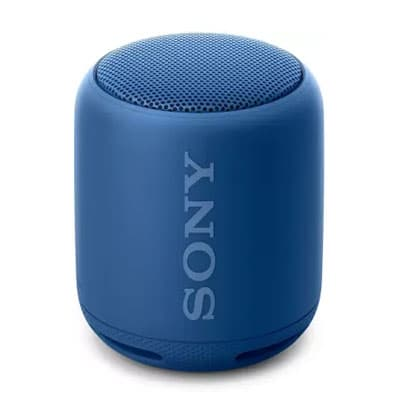 Sony Extra Bass SRS-XB10 - 10 W Portable Bluetooth Speaker (Blue, Mono Channel)