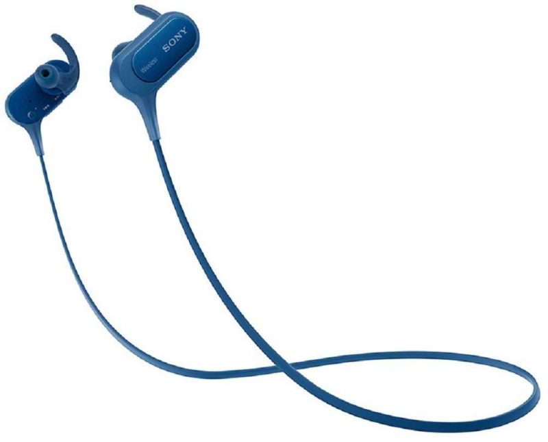 Sony XB50 Bluetooth Headphone (Blue, In the Ear)