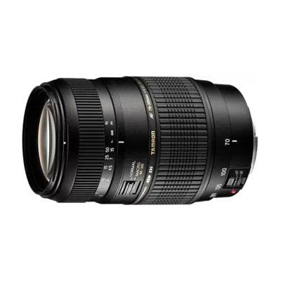 Tamron AF 70 - 300 mm F/4-5.6 Di LD for Nikon Digital SLR Lens (Open Box)