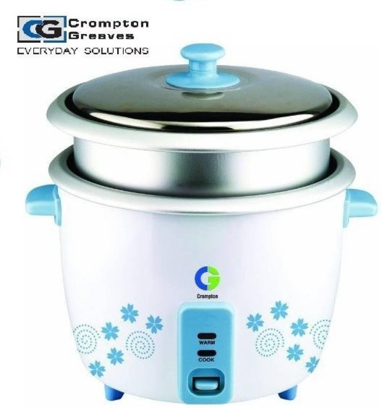 Crompton rice cooker