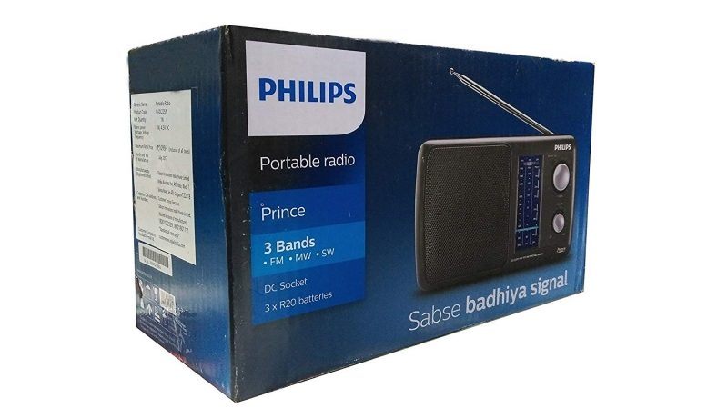 Philips DL-225 Fm Radio
