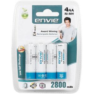 Envie 2800mah 4nos batteries