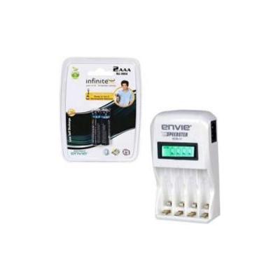 envie 1100mah 2nos ecr-11 charger