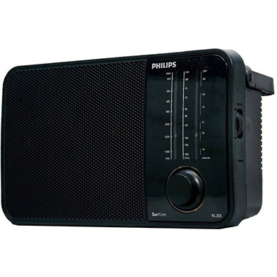 Philips RL-205 Radio