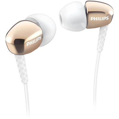 Philips SHE3900GD00 Headphone (Gold, In the Ear)