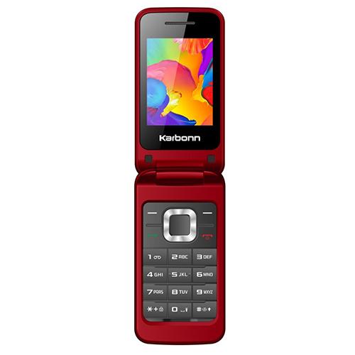 Karbonn K Flip Mobile phone