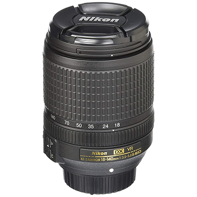 Nikon 18-140mm Vr lens