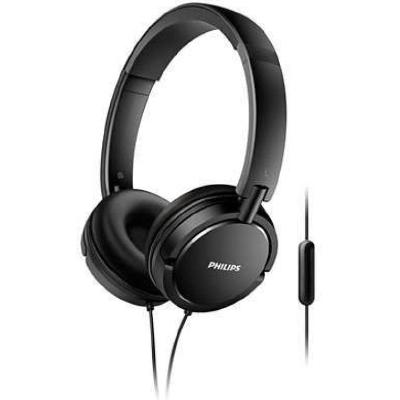 Philips SHL5005 with mic headphone