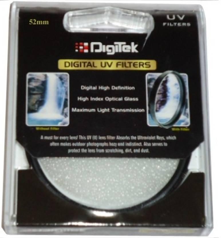 digitek 52mm uv filter