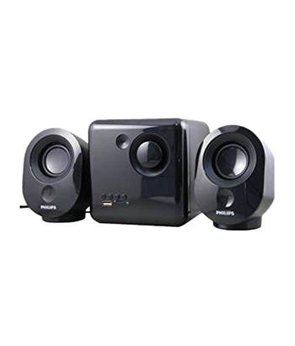 Philips SPA150/94 2.1 Desktop Speakers Open box