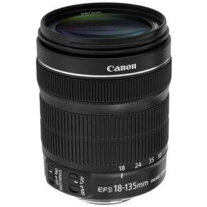 Canon 18-135mm stm lens