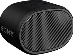 sony xb01 bluetooth speaker black