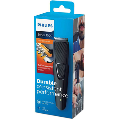 Philips BT1215 Cordless Trimmer for Men