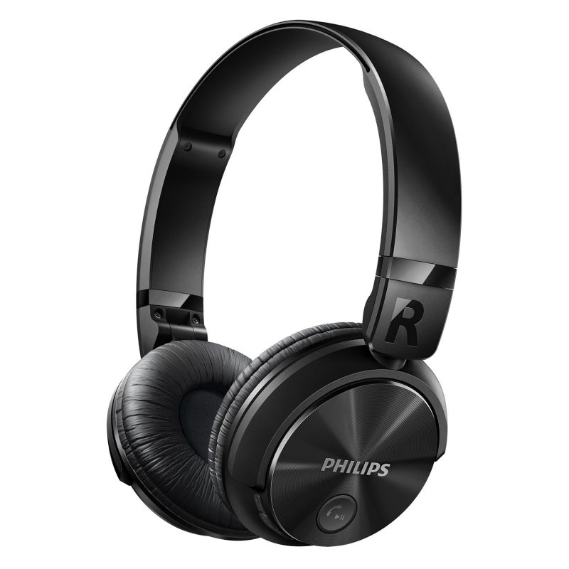 Philips SHB3060 Headphone (Black, Over the Ear)