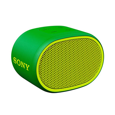 Sony SRS-XB01 Portable Bluetooth Speaker (Green, Mono Channel)