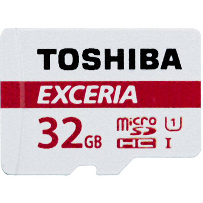 Toshiba 32gb micro sdhc M301 Memory card