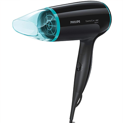 Philips BHD007 Hair Dryer (Black)