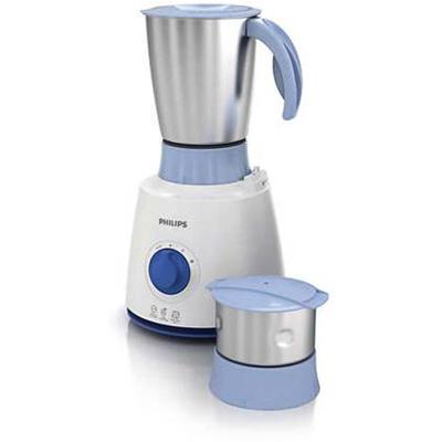 Philips HL7600 500 W Mixer Grinder (Multicolor, 2 Jars)