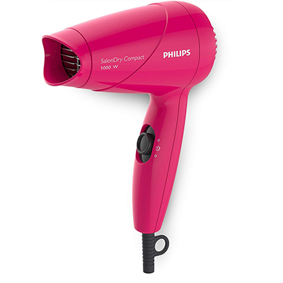 Philips HP8143 Hair Dryer (Pink)