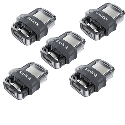 SanDisk-Ultra-Dual-m3.0-OTG-32-GB-Pen-Drive-pack of 5