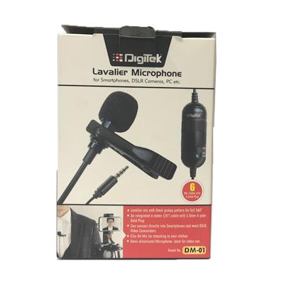 Digitek Lavalier Microphone DM-01