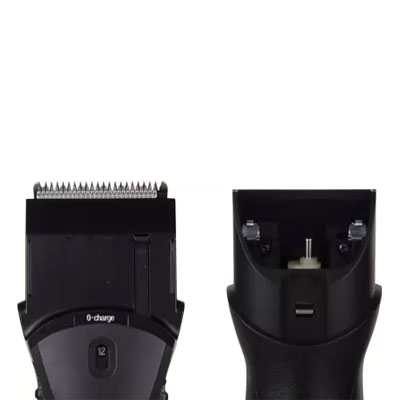 Panasonic ER207WK24B Runtime: 40 mins Trimmer for Men (Black)