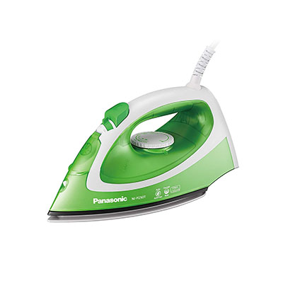 Panasonic NI-P250TGSM 1550-Watt Steam Iron (Green)