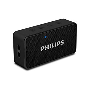 Philips BT64 3W Portable Bluetooth Speaker