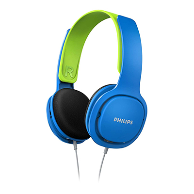 Philips SHK2000BL Headphone (Blue-Green)
