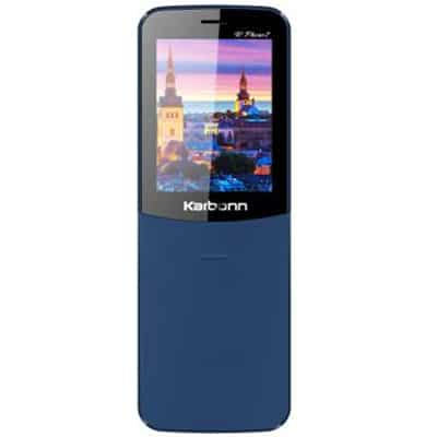 Karbonn K-Phone 7 (Blue&Black)-4
