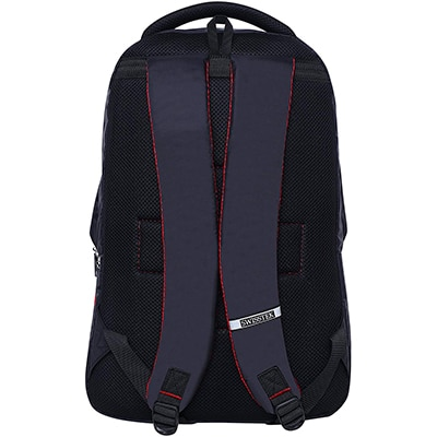 Swisstek BP-020 Laptop Back Pack Black Red-4