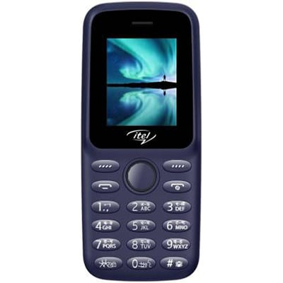 Itel IT 2163 (Deep Blue)