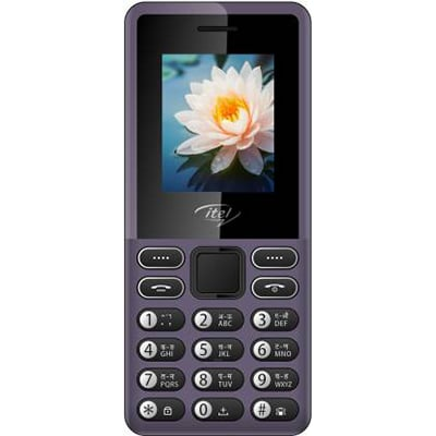 Itel It 2162 (Mallow Purple)