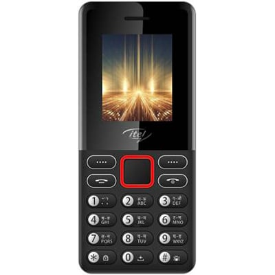 Itel it 2162 (Elegant Black)