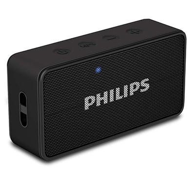 Philips BT60bk Bluetooth Speaker