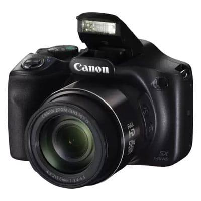 Canon SX540 HS Point & Shoot Camera (Open Box)