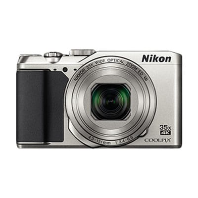 Nikon COOLPIX A900 (20 MP, 35x Optical Zoom, 4x Digital Zoom, Silver)