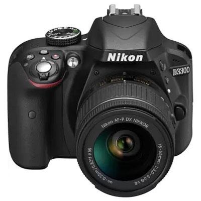 Nikon D3300 DSLR Camera Body