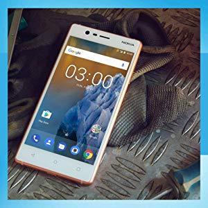 Nokia 3 (Silver White, 16 GB) (2 GB RAM)