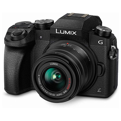 PANASONIC-LUMIX-G7-4K-Mirrorless-Camera-Open-Box