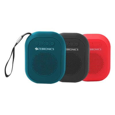 Zebronics ZEB-SAGA 3 W Bluetooth Speaker (4.1 Channel)