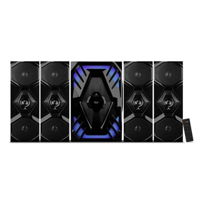 Zebronics FUTURE-BT RUCF Home Theater (Black, 4.1 Channel)