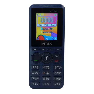 Intex ECO 110 (Dark Blue)